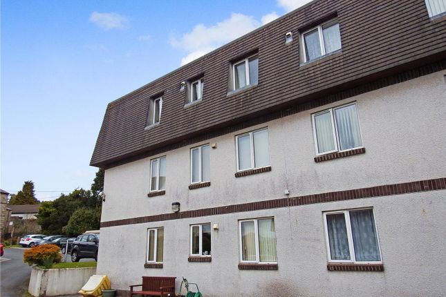 Thumbnail Flat to rent in Trevarthian Road, St Austell