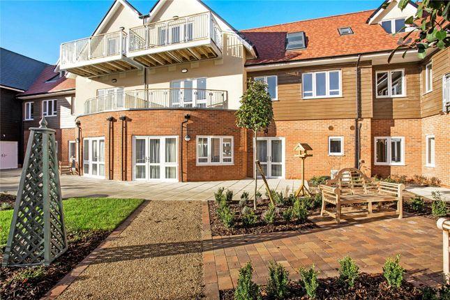 Thumbnail Flat for sale in Keble Court, Redfields Lane, Church Crookham, Fleet