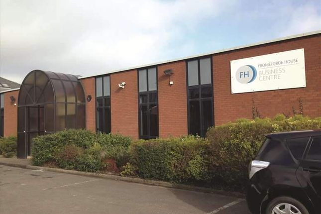 Serviced office to let in Church Road, Yate, Bristol