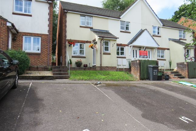 Thumbnail End terrace house for sale in Lindisfarne Way, Torquay