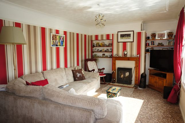 Thumbnail Semi-detached house for sale in Callender House, Barsham, Beccles