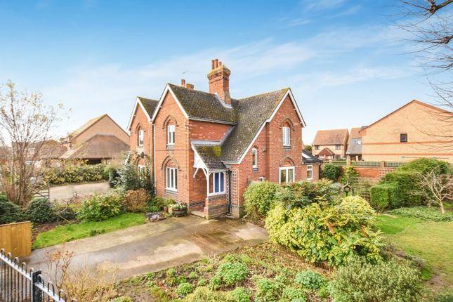 Thumbnail Cottage for sale in Wilsham Road, Abingdon