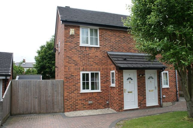 Thumbnail Semi-detached house to rent in Hertford Close, Congleton