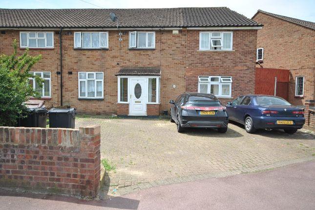 Thumbnail End terrace house for sale in Stansgate Road, Dagenham