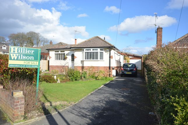 Detached bungalow for sale in Northbrook Road, Broadstone