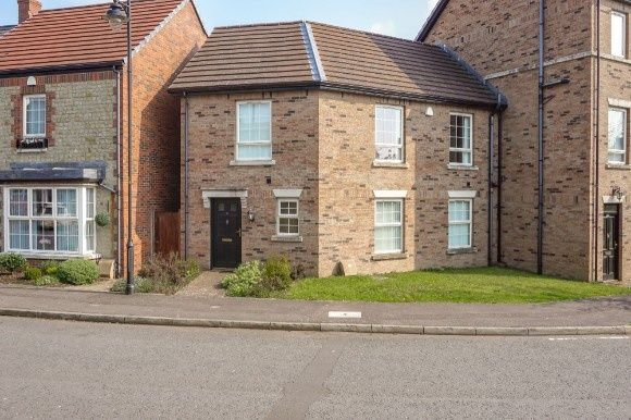 Thumbnail Town house for sale in Lady Wallace Road, Lisburn
