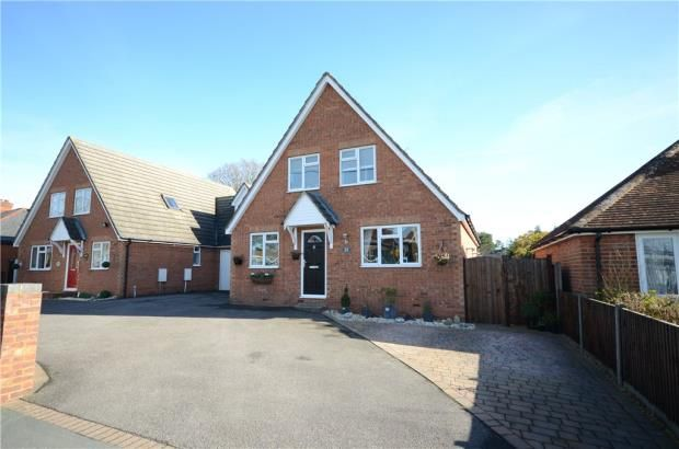 Thumbnail Link-detached house for sale in Branksome Hill Road, College Town, Sandhurst