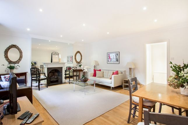Thumbnail Flat to rent in Lansdowne Crescent, London