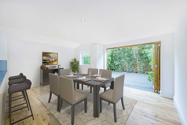 Thumbnail Terraced house for sale in Stephendale Road, Fulham, London