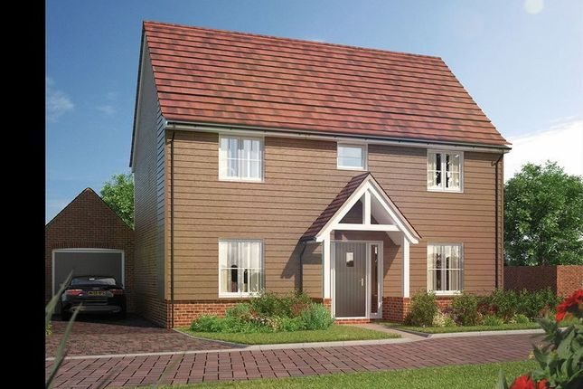 Thumbnail Detached house for sale in The Rosemoor, Bessels Way, Blewbury