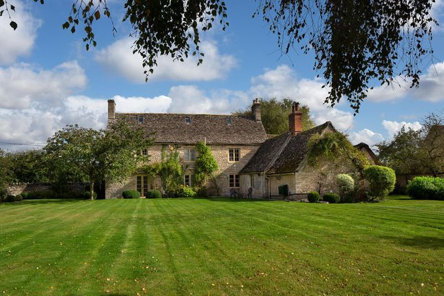 Thumbnail Detached house for sale in Church Lane, Yarnton, Oxfordshire