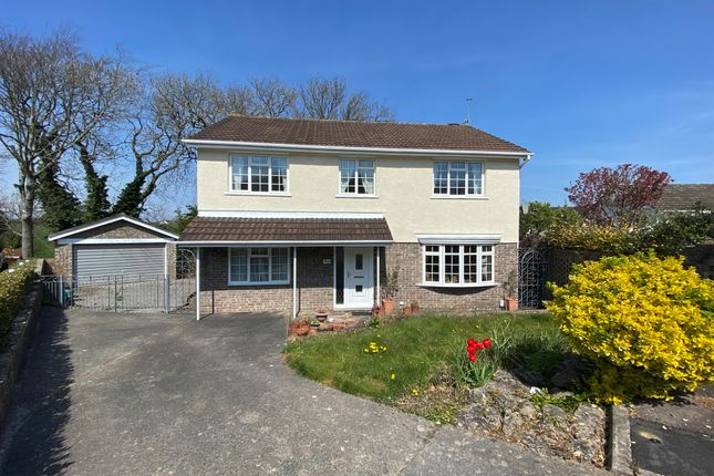 5 bed detached house for sale in Nant Talwg Way, Barry CF62