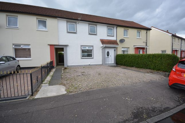 Thumbnail Terraced house for sale in Bridgehousehill Road, Kilmarnock