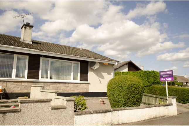 Thumbnail Semi-detached bungalow for sale in Stuarthill Drive, Dingwall