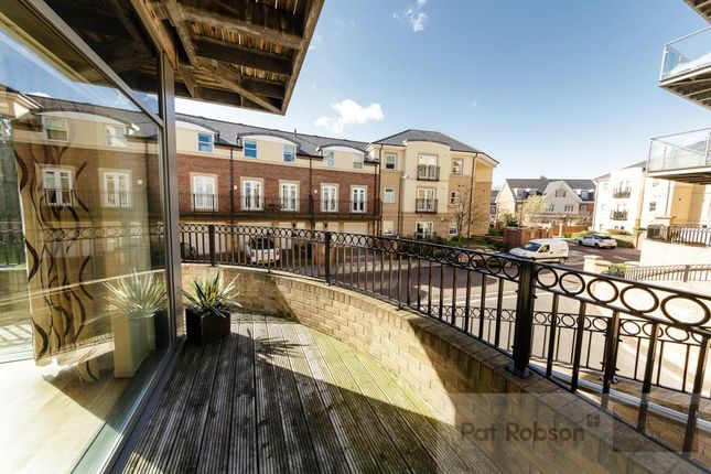 Thumbnail Flat for sale in Grove Park Oval, Gosforth, Newcastle Upon Tyne