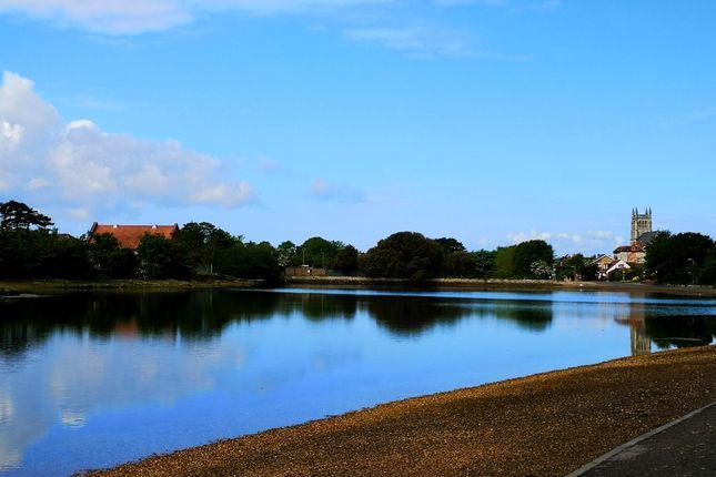 Nearby Stoke Lake