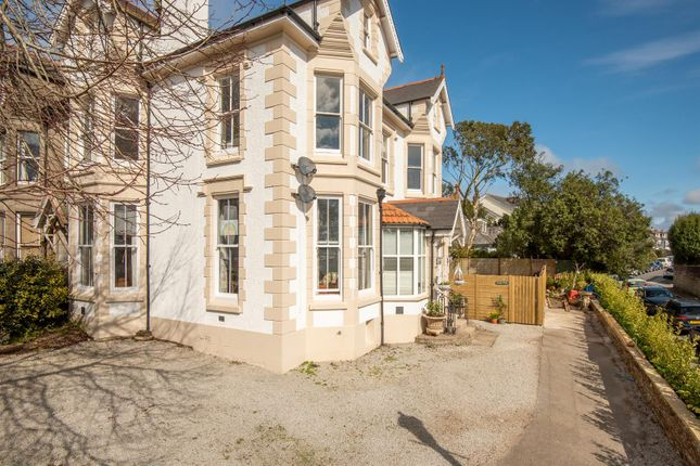 Thumbnail Flat for sale in Albany Road, Falmouth