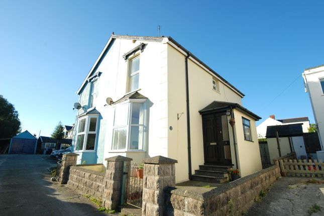 2 bed semi-detached house to rent in Bryn Place, Penparcau, Aberystwyth SY23