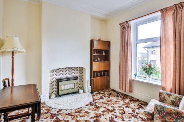Lounge of Glebe Street, Burnley, Lancashire BB11