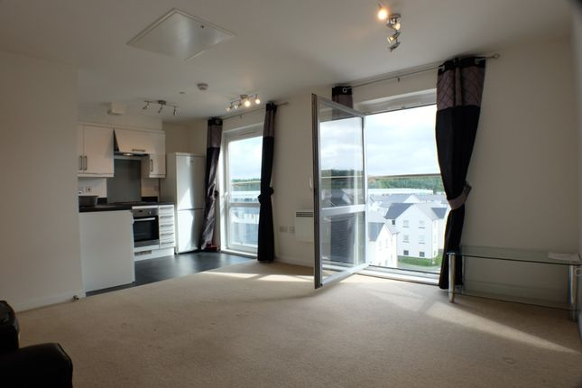 Thumbnail Flat for sale in Prince Apartments, Copper Quarter, Swansea