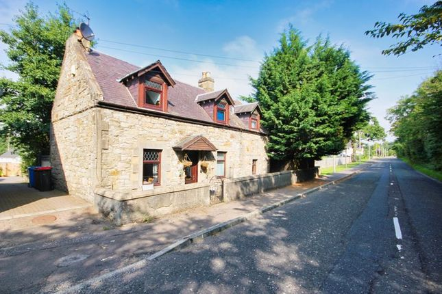 Detached house for sale in Woodside Cottage, New Calder, Mid Calder