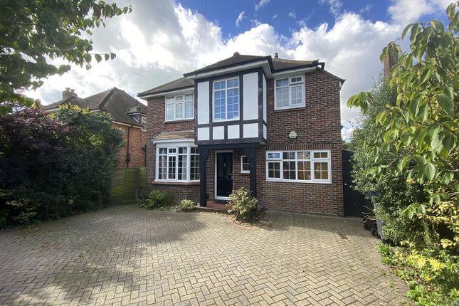Thumbnail Detached house for sale in Pembroke Avenue, Goring-By-Sea, Worthing
