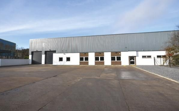 Thumbnail Light industrial to let in Unit 2, Howe Moss Drive, Kirkhill Industrial Estate, Dyce, Aberdeen