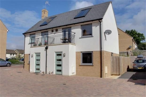 Thumbnail Terraced house to rent in Graces Field, Stroud, Glos