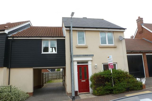 Thumbnail Property to rent in Shepherd Drive, Colchester