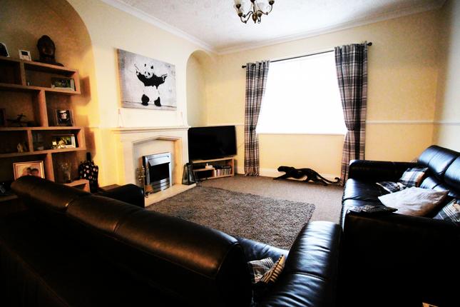 Lounge of Elemore Lane, Easington Lane Village, Hetton Parish, City Of Sunderland, Tyne And Wear DH5