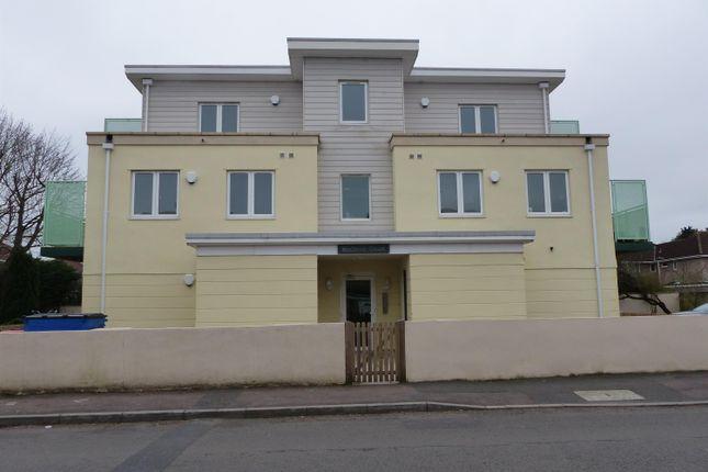 Thumbnail Flat to rent in Salisbury Road, Downend, Bristol