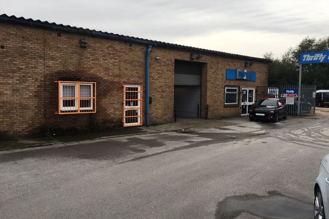Thumbnail Industrial to let in Chieftain Way, Lincoln
