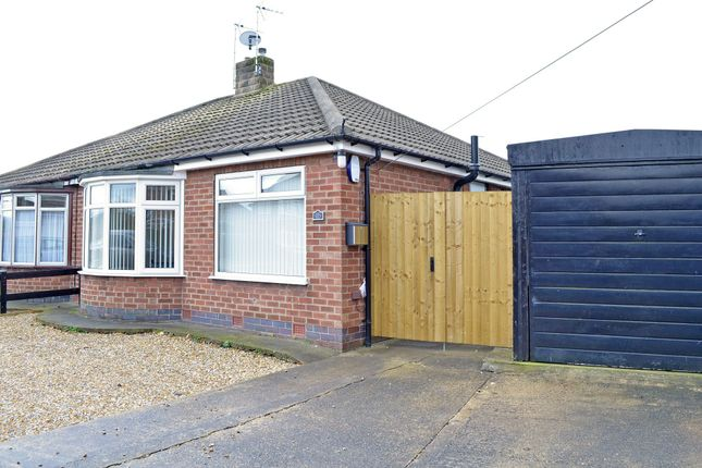 Thumbnail Semi-detached bungalow for sale in Priory Wood Way, Huntington, York