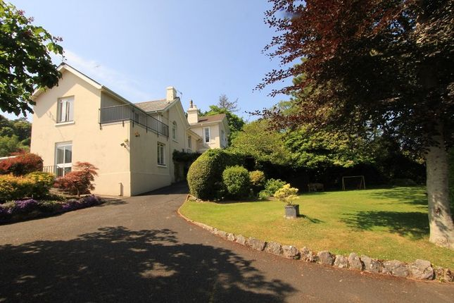 Thumbnail Semi-detached house for sale in Coach Road, Newton Abbot