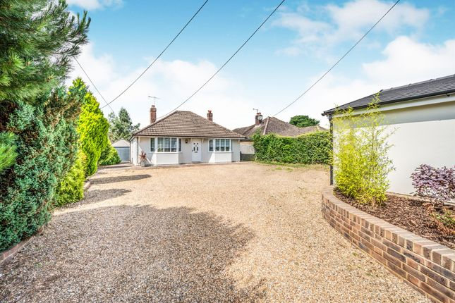 Thumbnail Detached bungalow for sale in Brookhill, Copthorne, Crawley