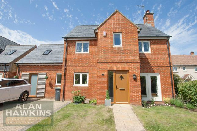 Thumbnail Detached house for sale in Brooklands, Royal Wootton Bassett, Swindon