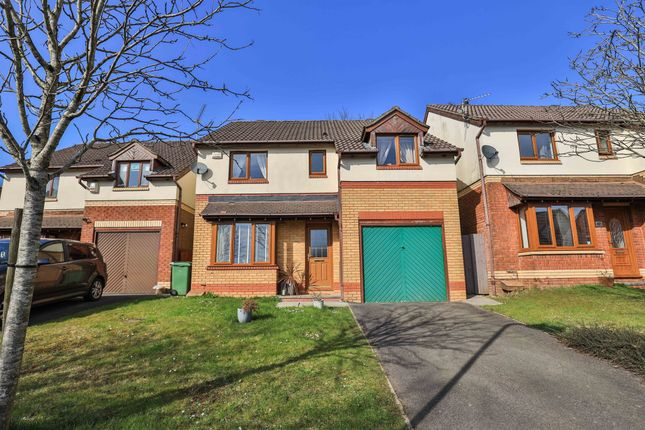 Thumbnail Detached house for sale in Heol Y Barcud, Thornhill, Cardiff