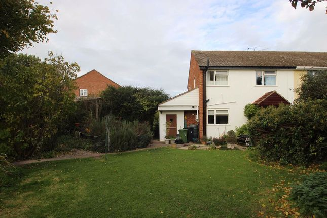 Semi-detached house for sale in Orchard Close, Moreton On Lugg, Hereford