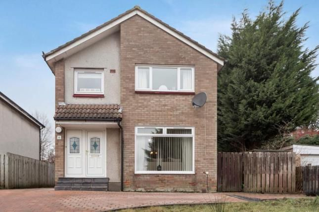 Thumbnail Detached house for sale in Thorniecroft Drive, Cumbernauld, Glasgow, North Lanarkshire
