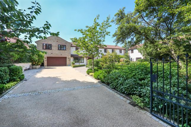 Thumbnail Detached house for sale in Walls End, Todwick Grange, Todwick, Sheffield