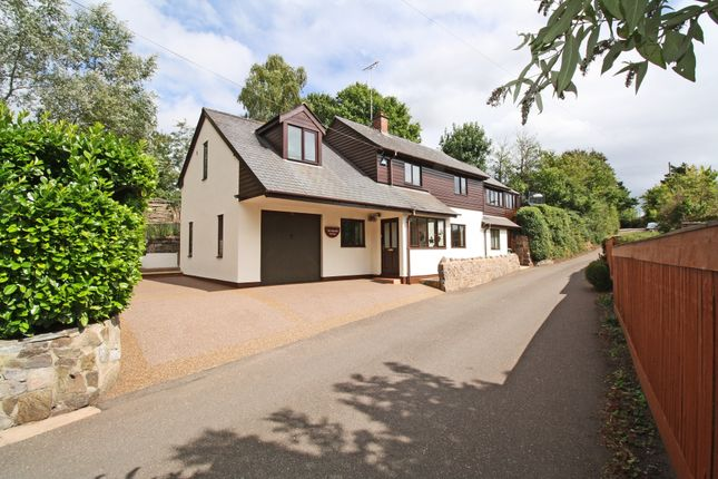 Thumbnail Cottage for sale in Ide Lane, Pocombe Bridge, Exeter