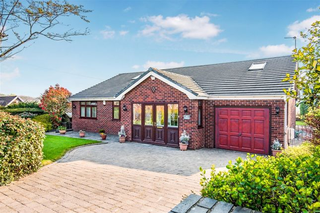 Thumbnail Bungalow for sale in Crossfield Drive, Worsley, Manchester