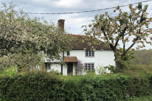 Main Pic From Ll of Stepneyford Lane, Benenden, Cranbrook TN17