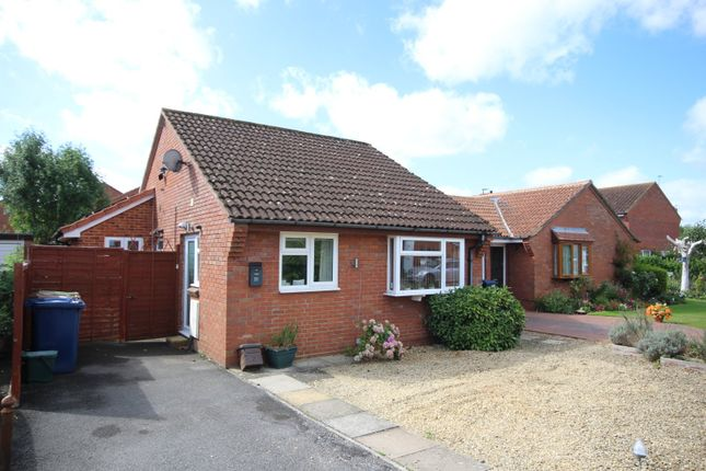 Thumbnail Bungalow for sale in Sinderberry Drive, Northway, Tewkesbury, Gloucestershire