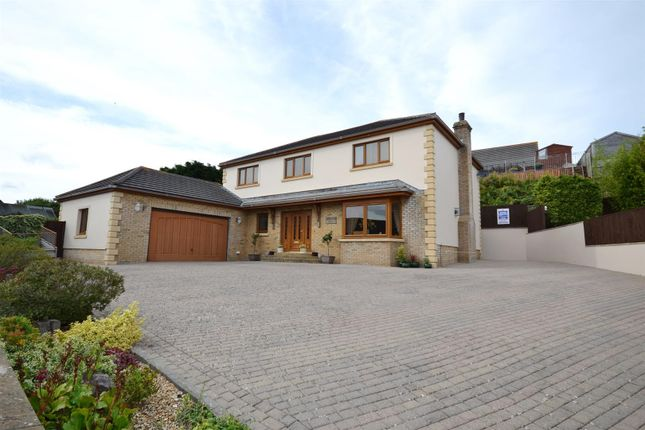 Thumbnail Detached house for sale in Hampshire Drive, Pembroke Dock