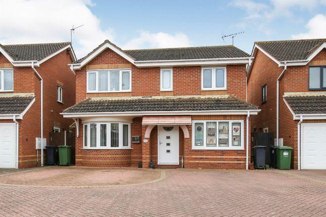 Thumbnail Detached house for sale in Bolingbroke Drive, Heathcote, Warwick