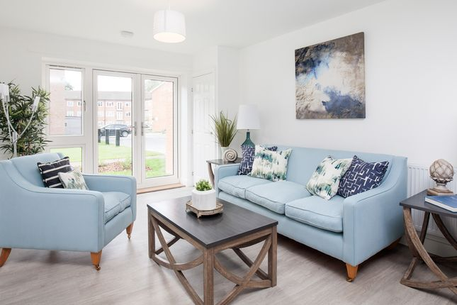 Thumbnail 1 bedroom bungalow for sale in Alden Court, Bishopric, Horsham, West Sussex