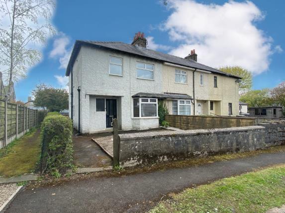 Thumbnail Semi-detached house for sale in Kedleston Road, Buxton, Derbyshire
