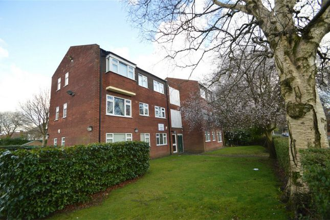 Thumbnail Flat for sale in Ashfield Lodge, Bramhall Lane, Davenport, Stockport, Cheshire