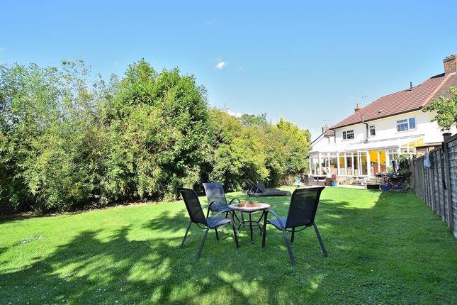 Thumbnail Semi-detached house for sale in Barnard Road, Sawbridgeworth